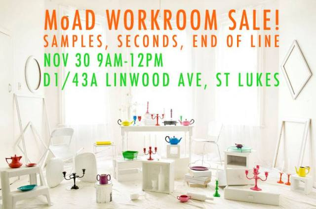 MoAD Sale - This Saturday. It is going to be awesome!!
